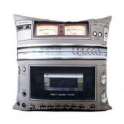 Almofada Rádio Micro System Retrô