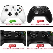 SILICON ANALOG THUMB GRIP SET FOR XBOX ONE/ XBOX 360/ PS3 DUALSHOCK 3 AND PS4 DUALSHOCK 4 CONTROLLER RED