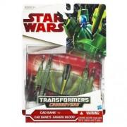 Star Wars Transformers Crossovers Cad Bane to Cad Bane's Xanadu Blood
