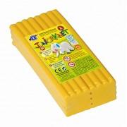 Feuchtmann Spielwaren 628.0305-2 - Plastilina per bambini, 500 g, giallo