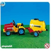Playmobil 7754 Child's Tractor