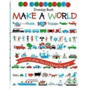 Ed Emberley's Drawing Book: Make a World by Ed Emberley