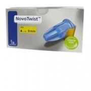 Ago per penna da insulina novotwist gauge 30 lunghezza 8 mm 100 pezzi