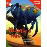 Fantastic Forest Red Level Fiction: Nuggle's Web Teaching Version by Catherine Baker