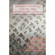 Modern Portfolio Theory and Investment Analysis by Edwin J. Elton