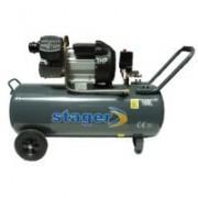 Compresor de aer Stager HM3100V cu butelie 100L