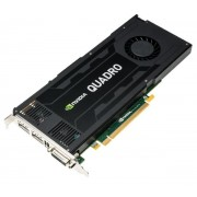 PNY-Quadro K4200 - 4 Go GDDR3 - PCI-Express (VCQK4200-PB) - Carte graphique-