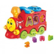 Jucarie educativa Baby Mix Trenuletul Magic
