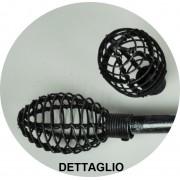 Oval Bastone estendibile per tendone da 160 a 300 cm