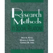 Research Methods in Social Relations by Rick H. Hoyle