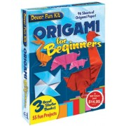Dover 466702 Origami para principiantes Kit-