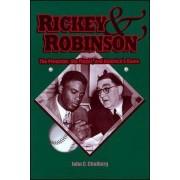 Rickey and Robinson by John C. Challberg
