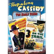 Hopalong Cassidy: 3 on Trail & Hopalong [Reino Unido] [DVD]
