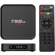 TV Box T95M, 4K, Quad-Core S905X, 2GB RAM, 8GB, WiFi, KODI, Android 6.0