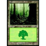 Magic the Gathering: Forest B (Foil) - Odyssey by Magic: the Gathering