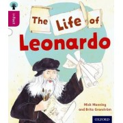 Oxford Reading Tree inFact: Level 10: The Life of Leonardo by Mick Manning