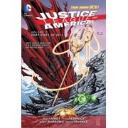 Justice League of America Volume 2: Survivors of Evil HC (The New 52) by Matt Kindt