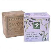 Badtvål, av ren olivolja med Lavendel, 200 gr.