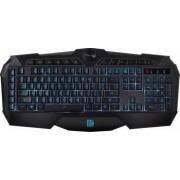 Tastatura Gaming Thermaltake Tt eSPORTS Challenger Prime Iluminata