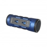 MP3 Player cu lanterna i.Beat Road Trekstor, 2 GB, Albastru