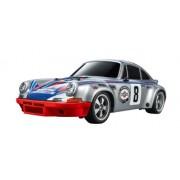 Tamiya 300058571 - Modellino radiocomandato di Porsche 911 Carrera RSR (TT-02) - scala 1:10
