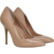 Steve Madden Women Blush Leather Heels