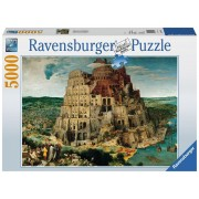 Ravensburger Puzzle Bruegel the Elder - Turnul Babel 5000 piese