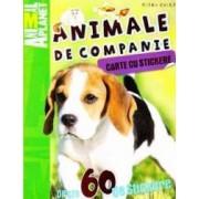 Animale de companie - Carte cu stickere. Animal Planet