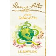 Goblet of Fire Harry Potter 4 rejacket(J. K. Rowling)
