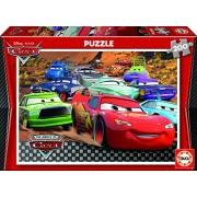 Educa - 14210 - Puzzle Carton Wd 200 Cars