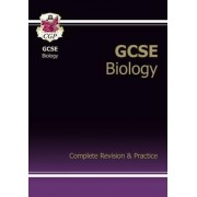 GCSE Biology Complete Revision & Practice (A*-G Course) by CGP Books