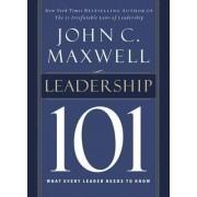 Leadership 101 by John Maxwell