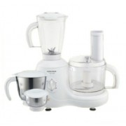 Morphy Richards Select 600 600 W Food Processor(White)