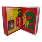 Ralph Lauren Big Pony Collection 2 dezodorant w sztyfcie 75ml + woda toaletowa - 125ml - TYLKO TERAZ PRÓBKA PERFUM ORAZ NATYCHMIASTOWA WYSYŁKA KURIEREM GRATIS !!! DO ZAMÓWIEŃ MIN 500ZL KREM DO RAK GRATIS
