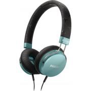 Casti Stereo Philips SHL5300TL (Albastru)