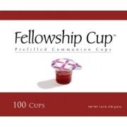 Fellowship Cup Communion Wafer & Juice 100pk