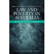 Law and Poverty in Australia by Andrea Durbach