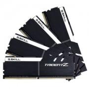 Memorie G.Skill Trident Z 32GB (4x8GB) DDR4 3200MHz 1.35V CL16 Dual Channel, Quad Kit, F4-3200C16Q-32GTZKW