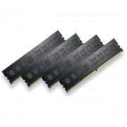 Value Series - 16 Go (4 x 4 Go) DDR4-2133 - PC4-17000 - CL15 - Mémoire PC (F4-2133C15Q-16GNT)