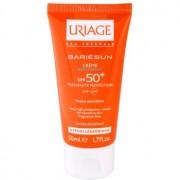 Uriage Bariésun crema solar facial sin perfume SPF 50+ 50 ml