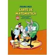 Prima mea carte de matematica. Invatam sa numaram cu Bugs Bunny Tweety si Compania