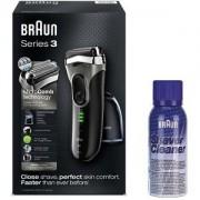 Braun Series 3 390cc-4 Shaver & Cleaner (BRNBUN004)