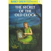 The Secret of the Old Clock by C. Keene