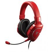 Tritton AX180 - Auriculares Con Cable, Color Rojo (Windows 7, PS4, PS3, Nintendo Wii U, Xbox 360, Mac OS X)