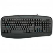 Геймърска клавиатура Gigabyte Force K3 ,USB, black, без кирилица - GA-KEY-FORCE-K3