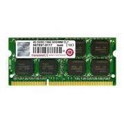 Transcend 4 GB SO-DIMM DDR3 - 1066MHz - (JM1066KSN-4G) Transcend JetRAM CL7