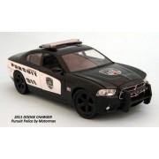 MOTORMAX 1/24 2011 DODGE CHARGER PURSUIT police car (japan import)