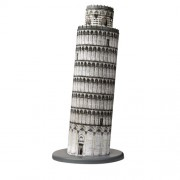 Puzzle 3D Turnul din Pisa, 216 piese, RAVENSBURGER Puzzle 3D