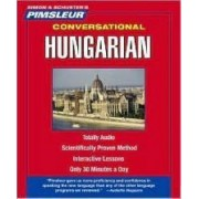 Conversational Hungarian by Pimsleur