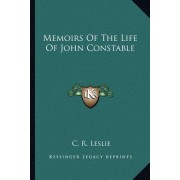Memoirs of the Life of John Constable
